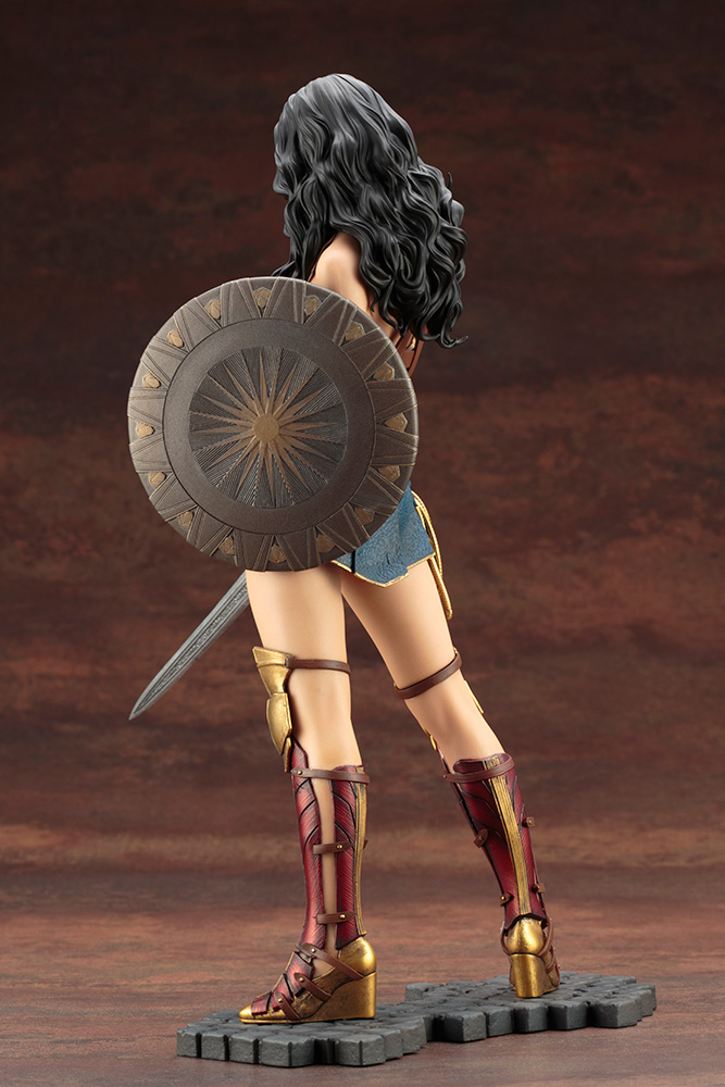 Wonder Woman Movie Wonder Woman Artfx Statue Figure