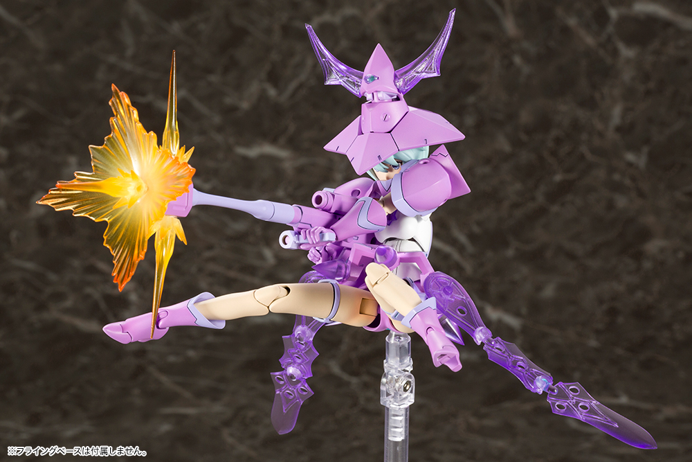 MEGAMI DEVICE CHAOS & PRETTY WITCH MODEL KIT | Plastic Model
