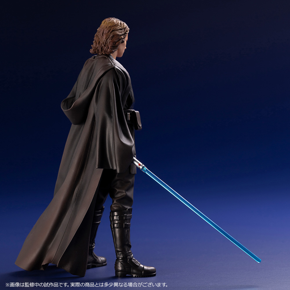 Star Wars Revenge Of The Sith Artfx Anakin Skywalker Revenge Of The Sith Ver Figure Kotobukiya